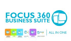 Focus 360 Business Management Software / ERP